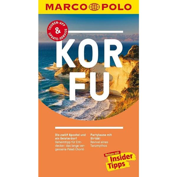 MARCO POLO Reiseführer Korfu - Reiseführer