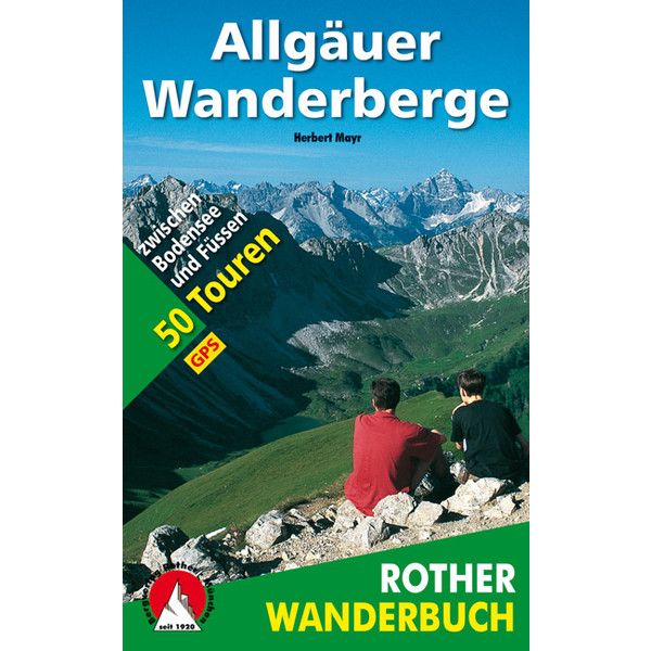BVR ALLGÄUER WANDERBERGE - Wanderführer