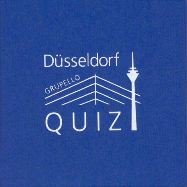Moses Verlag DÜSSELDORF-QUIZ - Reisespiele