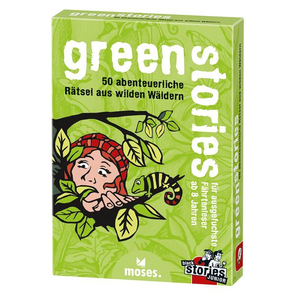 GREEN STORIES - Reisespiele