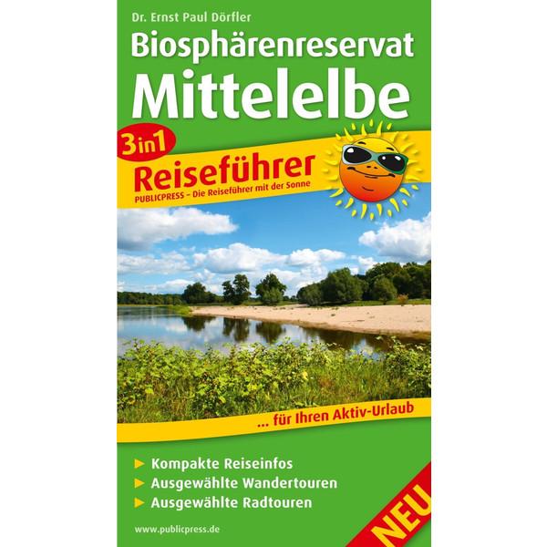 BIOSPHÄRENRESERVAT MITTELELBE - Wanderführer