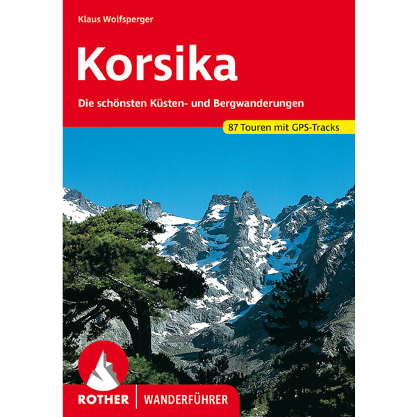 BVR KORSIKA - Wanderführer
