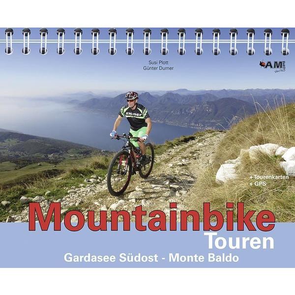 Mountainbike Touren Gardasee Südost - Monte Baldo - Radwanderführer