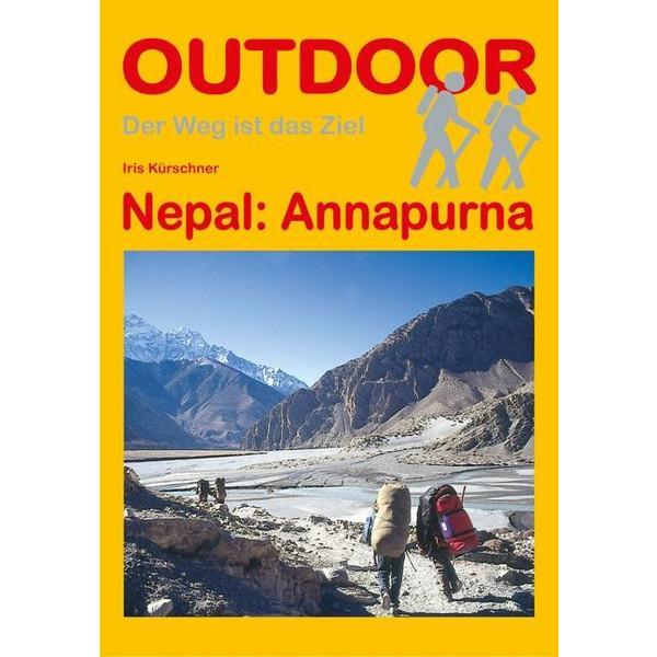 Nepal: Annapurna - Wanderführer