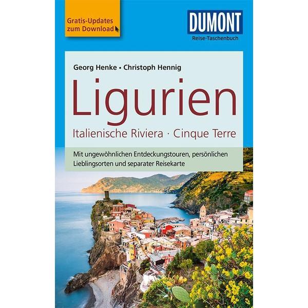 DuMont Reise-Taschenbuch Reiseführer Ligurien, Italienische Riviera,Cinque Terre - Reiseführer