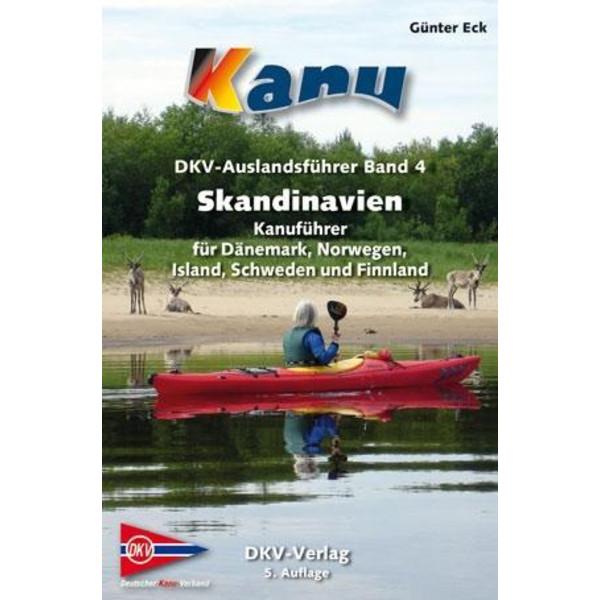 DKV Auslandsführer 04. Skandinavien - Gewässerführer