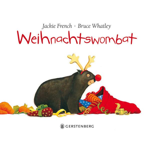 WEIHNACHTSWOMBAT - Kinderbuch