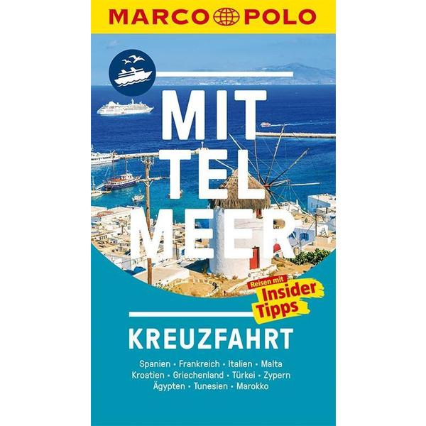 MARCO POLO Reiseführer Mittelmeer Kreuzfahrt - Reiseführer