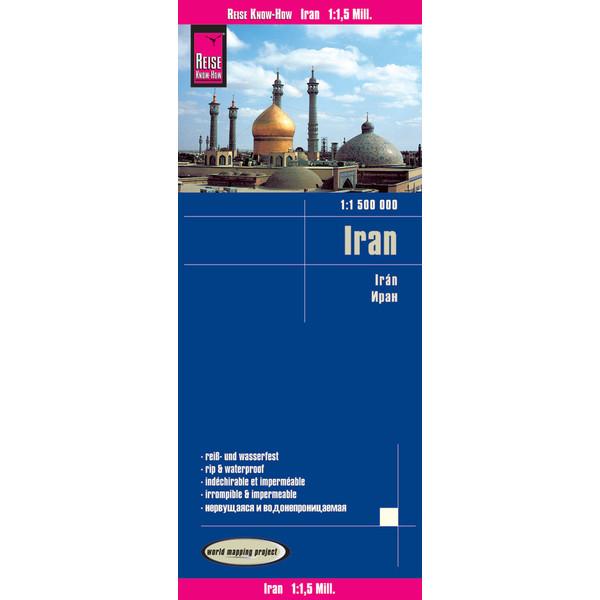 RKH WMP IRAN (1:1.500.000) -