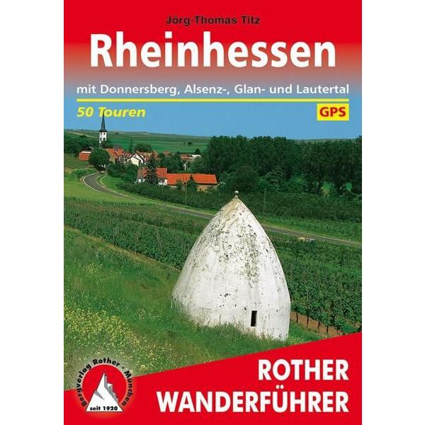 Rheinhessen - Wanderführer