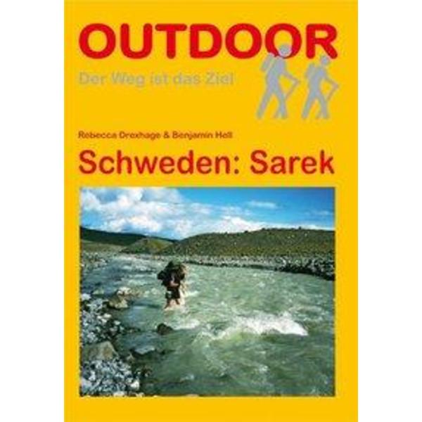 Schweden: Sarek - Wanderführer