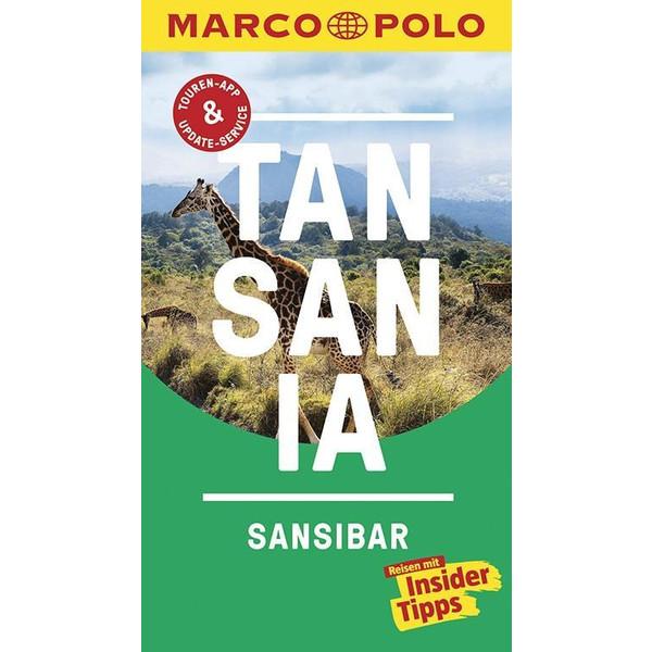 MARCO POLO Reiseführer Tansania, Sansibar - Reiseführer