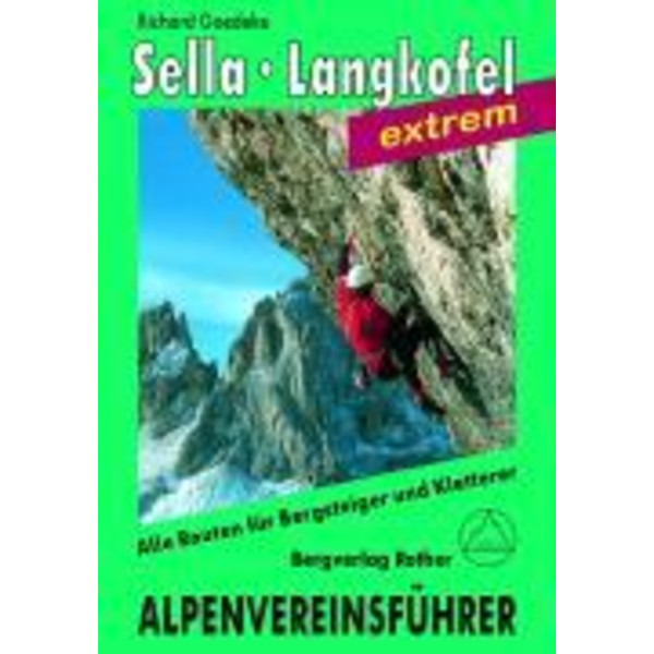 Dolomiten. Sella, Langkofel extrem. Alpenvereinsführer - Reiseführer
