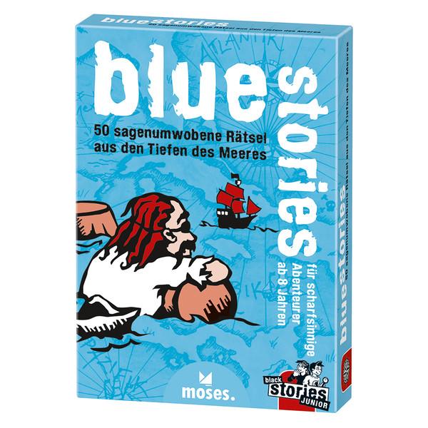 BLUE STORIES - Reisespiele