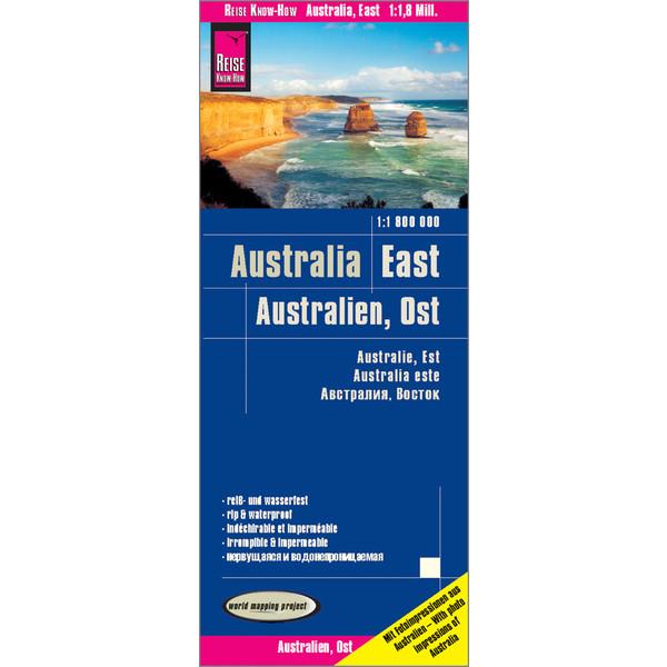 RKH WMP AUSTRALIEN, OST 1 : 1.800.000