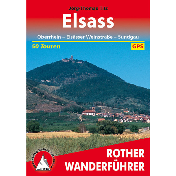 BVR ELSASS - Wanderführer