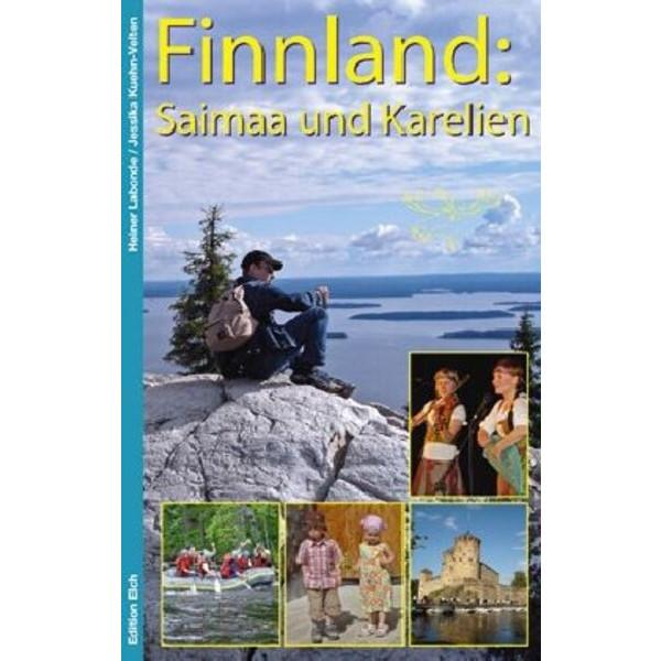 FINNLAND: SAIMAA UND KARELIEN - Reiseführer