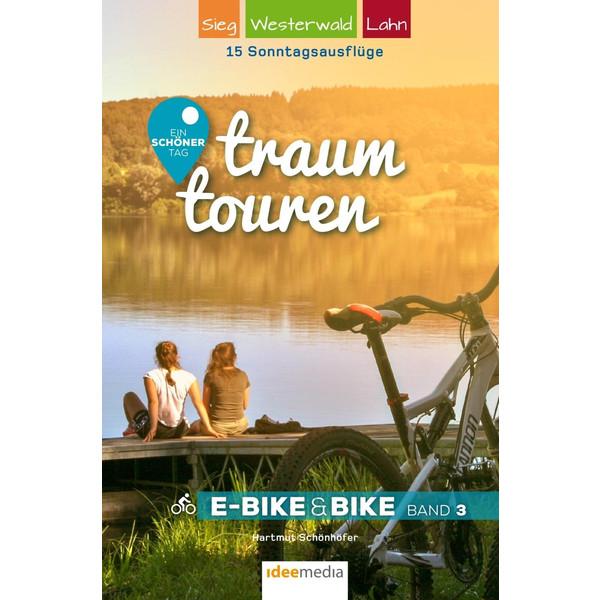 Traumtouren E-Bike & Bike Band 3 - Radwanderführer