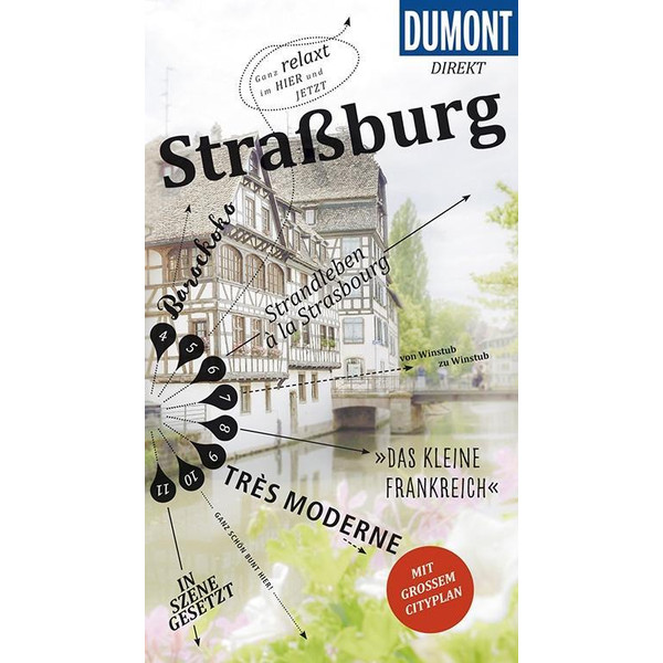 DuMont direkt Reiseführer Straßburg - Reiseführer