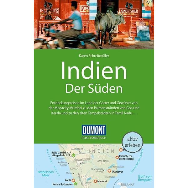 DuMont Reise-Handbuch Reiseführer Indien. Der Süden - Reiseführer