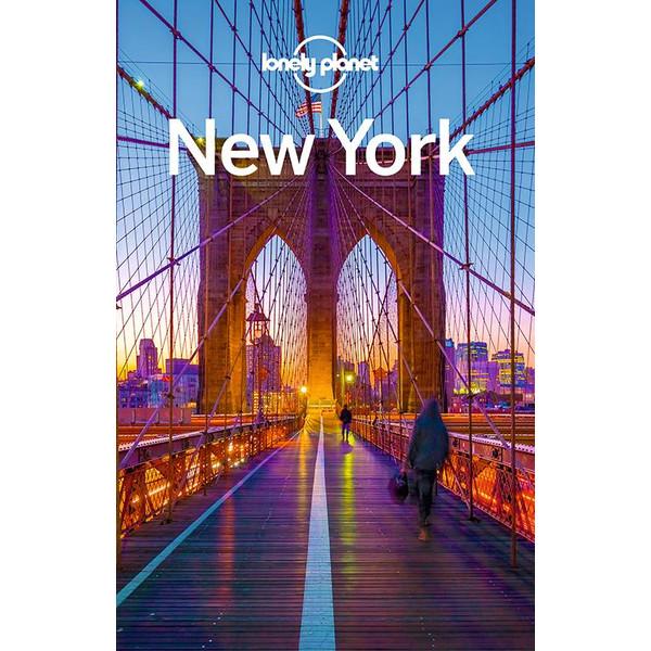 LP DT. NEW YORK - Reiseführer