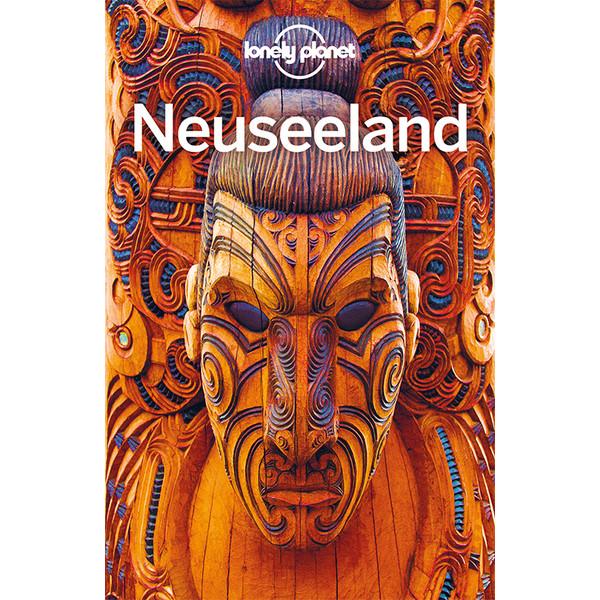 LP DT. NEUSEELAND - Reiseführer