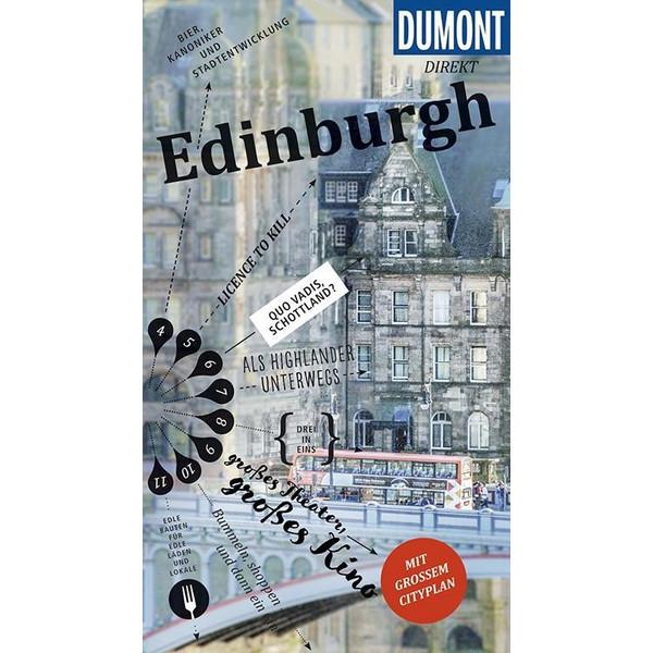 DuMont direkt Reiseführer Edinburgh - Reiseführer