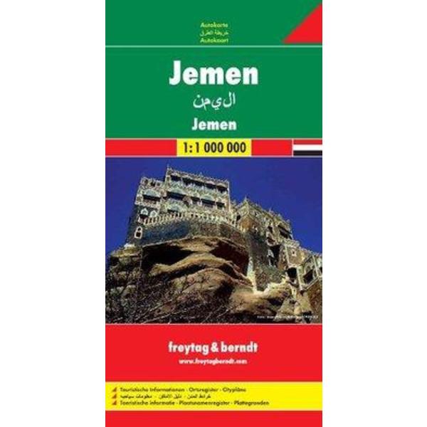 Jemen 1 : 1 000 000