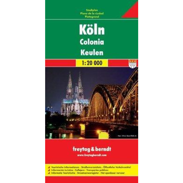 Köln 1 : 20 000