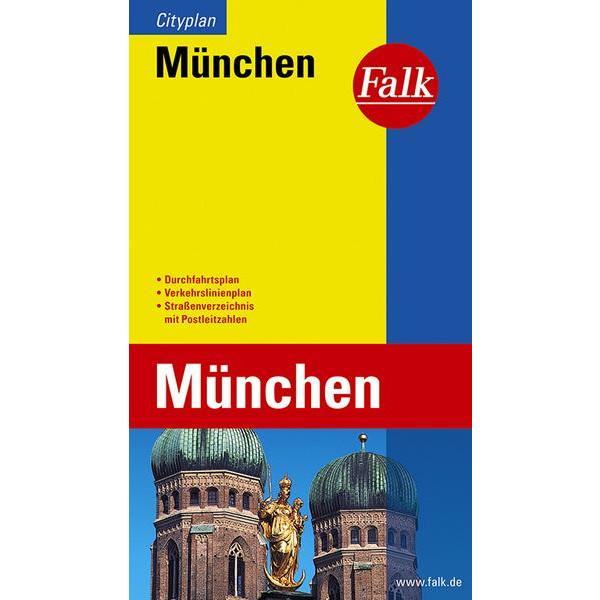 FALK CITYPLAN MÜNCHEN - Stadtplan