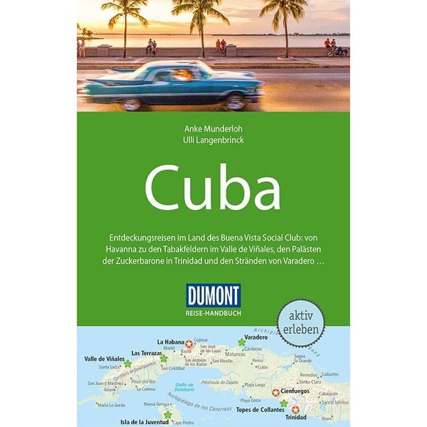 DuMont Reise-Handbuch Reiseführer Cuba - Reiseführer