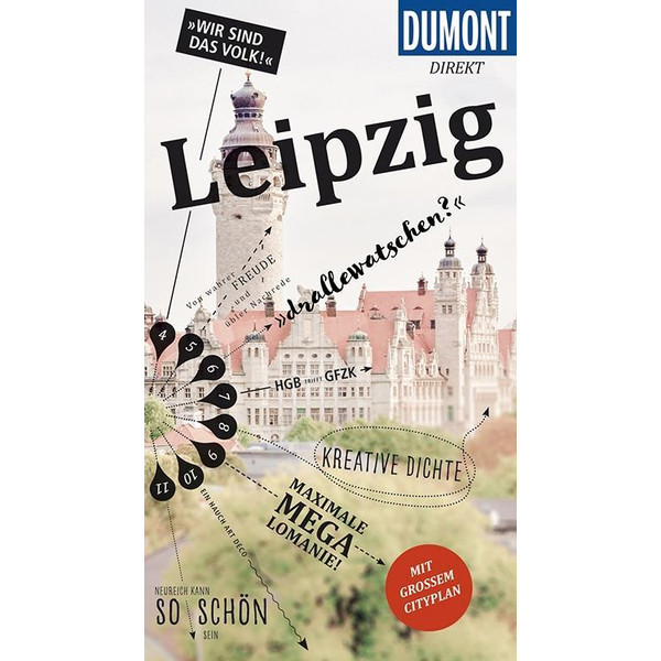 DuMont direkt Reiseführer Leipzig - Reiseführer