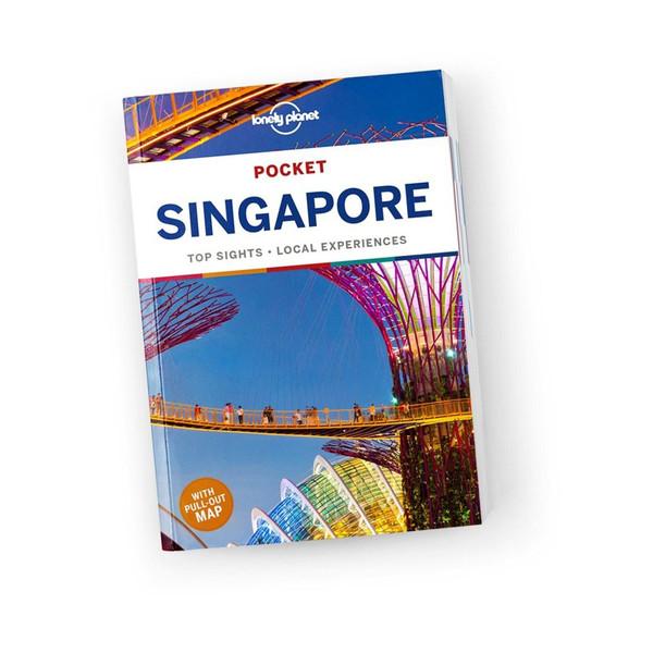 LP ENGL. POCKET SINGAPORE - Reiseführer