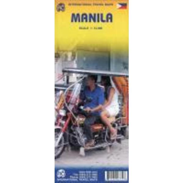 Manila Stadtplan 1 : 12 000 - Stadtplan