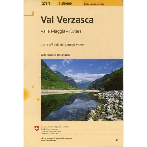 Swisstopo 1 : 50 000 Val Verzasca - Wanderkarte