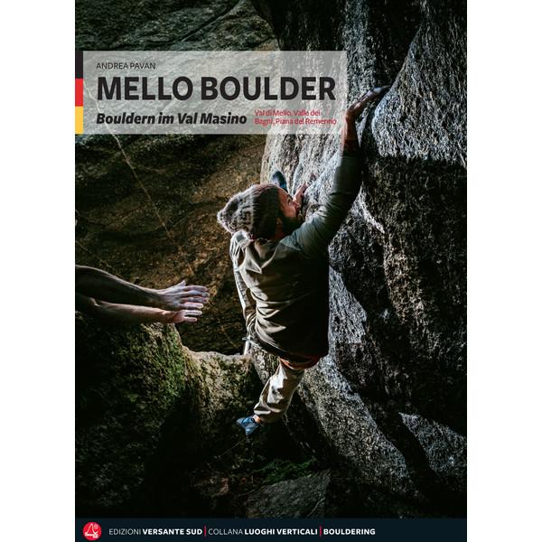 MELLO BOULDER - Kletterführer