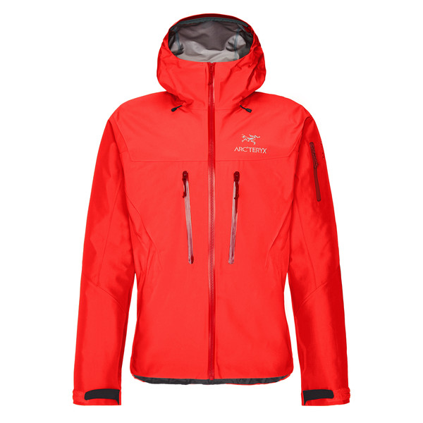Arc'teryx ALPHA SV JACKET MEN' S Männer - Regenjacke