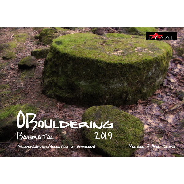 BOULDERFÜHRER BAHRATAL - Kletterführer