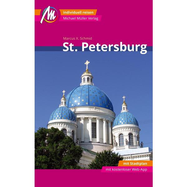St. Petersburg MM-City Reiseführer Michael Müller Verlag - Reiseführer