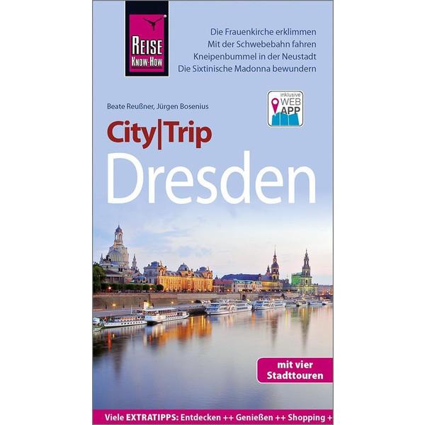 Reise Know-How CityTrip Dresden - Reiseführer