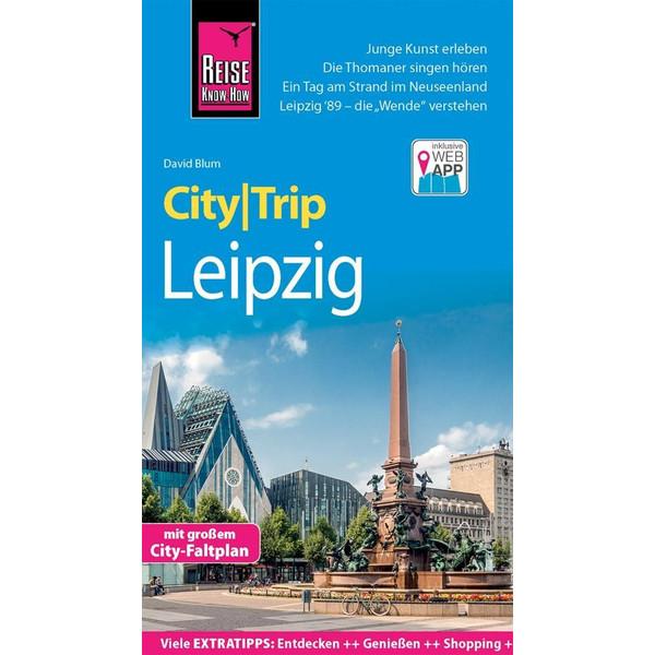 Reise Know-How CityTrip Leipzig - Reiseführer