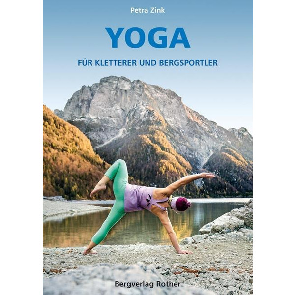 Yoga für Kletterer und Bergsportler - Klettertraining