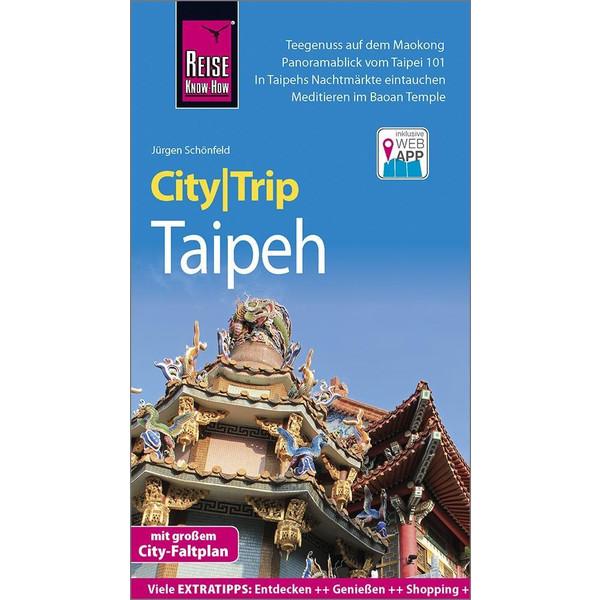 Reise Know-How CityTrip Taipeh - Reiseführer