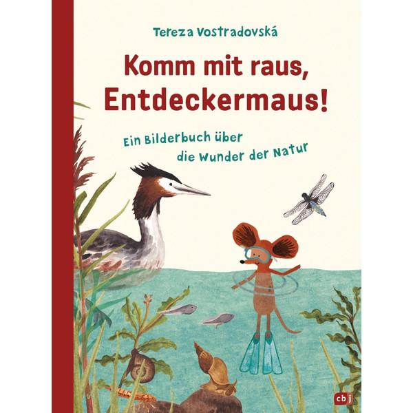 Komm mit raus, Entdeckermaus - Kinderbuch