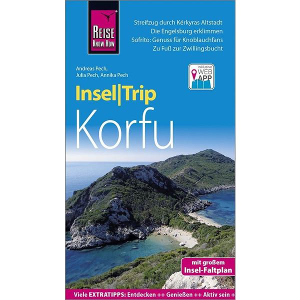 Reise Know-How InselTrip Korfu - Reiseführer