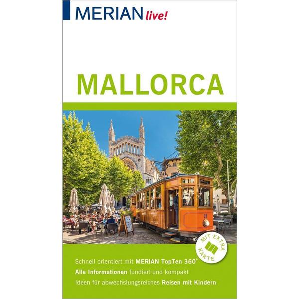MERIAN live! Reiseführer Mallorca - Reiseführer