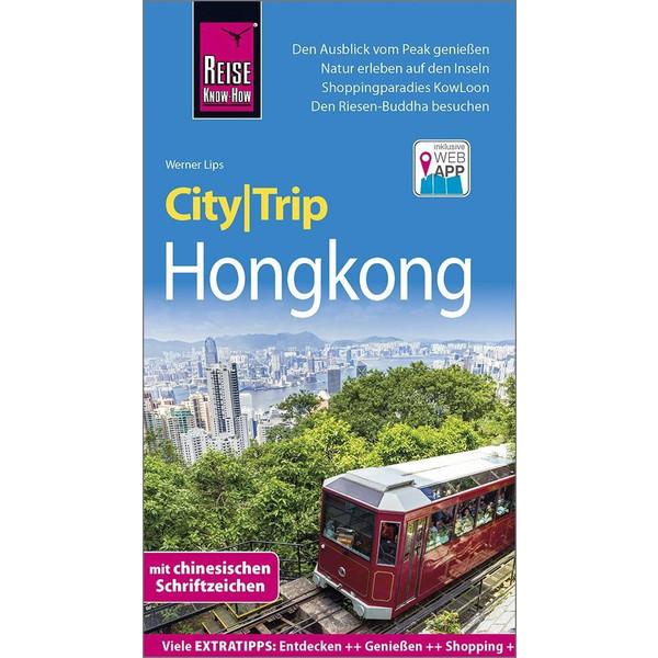 Reise Know-How CityTrip Hongkong - Reiseführer