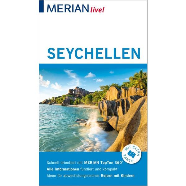 MERIAN live! Reiseführer Seychellen - Reiseführer