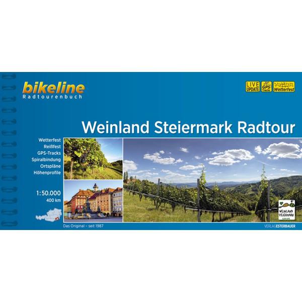 BIKELINE WEINLAND STEIERMARK RADTOUR