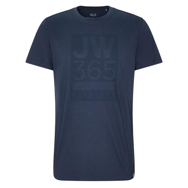 Jack Wolfskin 365 T M Männer - T-Shirt